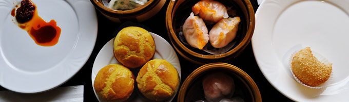 New Hong Kong Restaurant Dim Sum